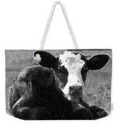 Calf Weekender Tote Bag