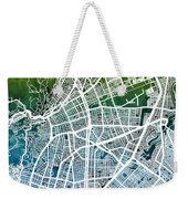 Cali Colombia City Map Weekender Tote Bag