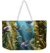California Kelp Forest Weekender Tote Bag