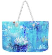 Calm In The Storm Weekender Tote Bag