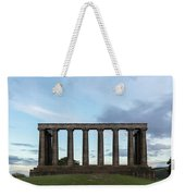 Calton Hill - Edinburgh Weekender Tote Bag