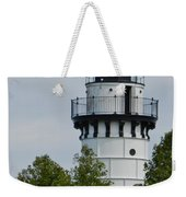 Cana Island Lighthouse Weekender Tote Bag