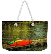 Canal De Lachine Weekender Tote Bag