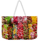 Candy Stand - La Bouqueria - Barcelona Spain Weekender Tote Bag