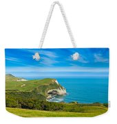Cape Farewell Able Tasman National Park Weekender Tote Bag
