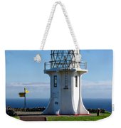 Cape Reinga Lighthouse Weekender Tote Bag