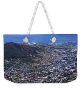 Cape Town South Africa Weekender Tote Bag