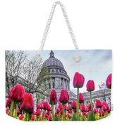 Capitol Tulips Weekender Tote Bag