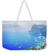 Capri Island, Italy Weekender Tote Bag