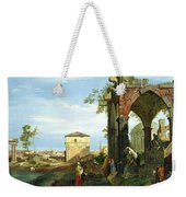 Capriccio With Motifs From Padua Weekender Tote Bag