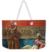Captive In The Harem Weekender Tote Bag