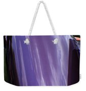 Car Reflection 12 Weekender Tote Bag