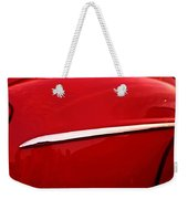 Car Reflection 3 Weekender Tote Bag