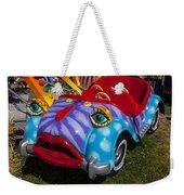 Car Ride Weekender Tote Bag