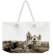 Carmel Mission By A.j. Perkins 1880 Weekender Tote Bag