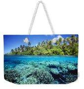 Caroline Islands, Pohnpei Weekender Tote Bag
