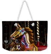 Carousel Horses Weekender Tote Bag