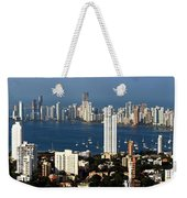 Cartegena Colombia Weekender Tote Bag