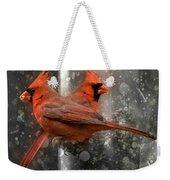 Cary Carolina Cardinals  Weekender Tote Bag