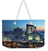 Casinos Atlantic City  Weekender Tote Bag