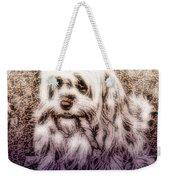 Cassie Girl Weekender Tote Bag