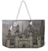 Castle By Night - 3d Render Weekender Tote Bag