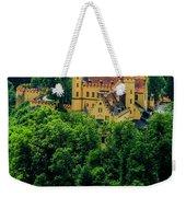 Castle Hohenschwangau Weekender Tote Bag