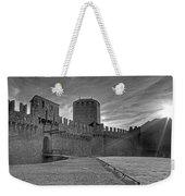 Castle Weekender Tote Bag