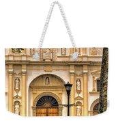 Catedral Antigua Guatemala - Guatemala Vii Weekender Tote Bag
