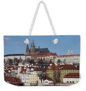 Cathedral Of St Vitus Weekender Tote Bag by Michal Boubin