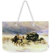 Caught In A Storm Weekender Tote Bag