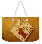 Celia - Tile Weekender Tote Bag