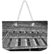 Cell Block Weekender Tote Bag