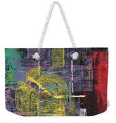 Center Weekender Tote Bag