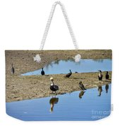 Center Of Attraction Weekender Tote Bag