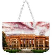 Central High School - Pueblo Colorado Weekender Tote Bag