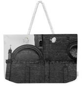 Cesena - Italy - The Cathedral  Weekender Tote Bag
