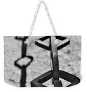Chained Shadows Weekender Tote Bag