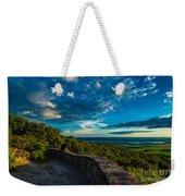 Champlain Lookout Weekender Tote Bag