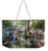 Chantara Waterfalls - Cyprus Weekender Tote Bag