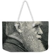 Charles Darwin, English Naturalist Weekender Tote Bag