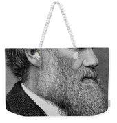 Charles Darwin Weekender Tote Bag