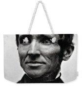 Charles Goodyear, American Inventor Weekender Tote Bag