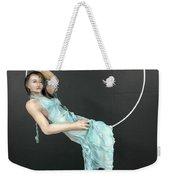 Charles Hall - Creative Arts Program - New Moon Weekender Tote Bag