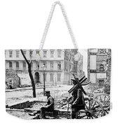 Charleston Ruins, 1865 Weekender Tote Bag