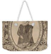 Charlotte Of Bourbon Weekender Tote Bag