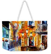 Charming Night Weekender Tote Bag
