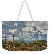 Chasing Clouds Again  Weekender Tote Bag