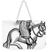 Chaucer: The Man Of Law Weekender Tote Bag
