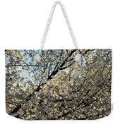 Cherry Blossom Weekender Tote Bag